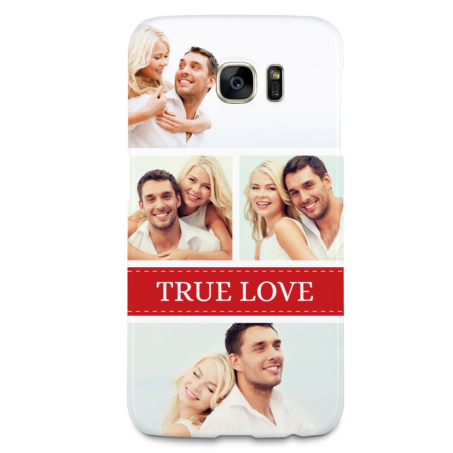 Samsung Galaxy S7 - Coque Photo 3D