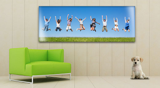 Photo sur Plexi Sur Mesure